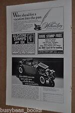 1975 POCHER d'Italia Model Kit advertisement for Rolls Royce Phantom II model