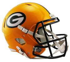 NFL Riddell Football Speed Mini Helm Green Bay Packers