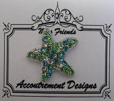 Accoutrement Designs Pastel Starfish Needle Minder Magnet