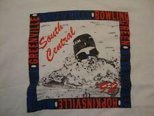Vintage South Central Indian Hills Bowling 1992 Sports Fan T Shirt Size L