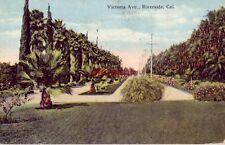 VICTORIA, AVE., RIVERSIDE, CA 1917
