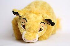 "Disney Parks Simba Lion King Pillow Pet Pal Plush 20"" 2017"
