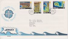 Jersey FDC First Day Cover 1982 Europa Historic Events 10% off 5