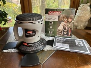 Coleman Catalytic Heater SPORTCAT PERFECTEMP Portable Model 5035 NEW IN PACKAGE