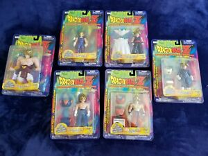 Dragon Ball Z Irwin Action Figure Series 12, 2000, NEW SEALED **ENTIRE SERIES**