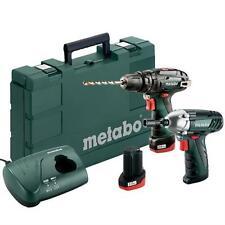 Metabo Combo Set 2.5 10.8 V Combi Drill & Impact Driver Set