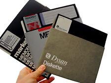 "Vuota 5,25"" pollici disco floppy HD 5 1/4 riformattato floppy disk"
