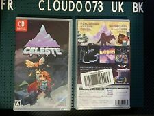 Celeste Multi Language Japanese Edition Region Free - for Nintendo Switch - New!