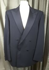Gieves & Hawkes Black Evening Dinner Suit Tuxedo C42R W38 L31 EXC COND RRP£1895