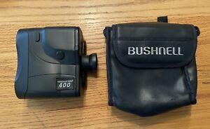 Bushnell Yardage Pro 400 Laser Rangefinder