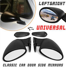 California Mirrors Rearview Universal Custom Hot Rod Classic PAIR