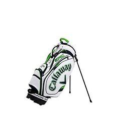 Callaway Golf Men's Stand Caddy Bag TOUR 9 x 47 in 4kg White Navy Green 5121039