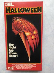 HALLOWEEN VHS MOVIE