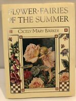 Cicely Mary Barker - Flower Fairies of the Summer (hardcover - 1990 Penguin)