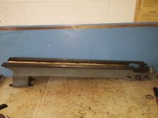 South Bend Lathe 55 Bed V Ways 167126 Steel Dww Channels Long Bench Top Parts