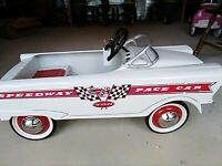 1960s Murray Pedal Car, Good Condition, Few Scratches,couple Paint Chips...