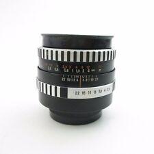 Für M42 Carl Zeiss Jena Zebra Flektogon 2.8/35 Objektiv / lens