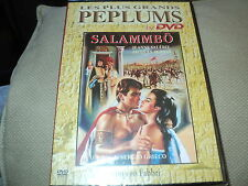 "DVD NEUF ""SALAMMBO"" Jeanne VALERIE, Jacques SERNAS / Sergio GRIECO / peplum"