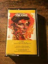 The Body and Soul of Tom Jones  London label  cassette