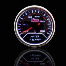 "Digital 52mm 2"" LED Auto Car Water Temp Gauge Temperature Meter With Sensor"