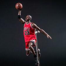Michael Jordan Red Jersey Action Figure Collection 1:9 Scale NBA Chicago Bulls 1