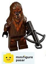 sw626 Lego Star Wars 75084: Wookiee Gunship - Wullffwarro Minfigure w Weapon New