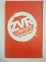 ZOMBIES VS ROBOTS Complete Convention Edition CHRIS RYALL HARDCOVER IDW ZVR