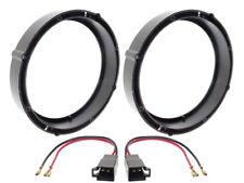 Bagues d'adaptation haut-parleur 165mm+Câble adaptateur KIT pour Seat Mii avant