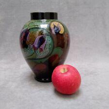 Vase Gouda Hollande PZH 1919 céramique Art nouveau