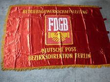 More details for rare original ddr east german fdgb