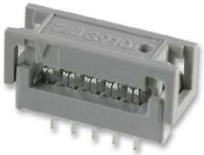 x2 diritto di un 0501 Bulgin PCB del blocco del morsetto Cx0400