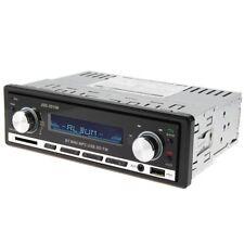 Bluetooth Single Din Car Audio Stereo SD MP3 Player Radio &Remote Control Set R1