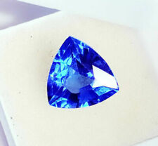 Loose Gemstone Certified 7.80 Ct Natural Blue Sapphire GGL Certified