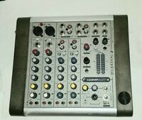 Soundcraft Compact 4 Audio Mixer 10 channels optimized for computer home studio!