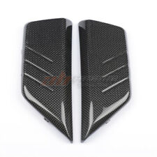 Yamaha MT-10 FZ-10 2016-2019 Tank Side Protector Pads Cover 100% Carbon Fiber
