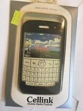 BlackBerry 9000 Bold Silicon Case in Black SCC5813BK. Brand New in Original pack