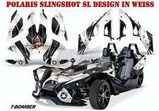 AMR RACING DEKOR GRAPHIC KIT POLARIS SLINGSHOT SL T-BOMBER B