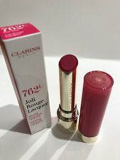 NEW Clarins Joli Rouge Lip Lacquer, 762 Pop Pink BNWB