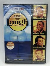 NEW - Live from The Laugh Factory - Volume 1 (DVD, 2006) SEALED Ruben Paul