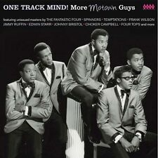 """ONE TRACK MIND!  """"MORE MOTOWN GUYS FROM THE 60's""""  FEATURING 16 UNISSUED MASTERS"""