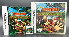 Spiel: DONKEY KONG JUNGLE CLIMBER für Nintendo DS + Lite + Dsi + XL + 3DS