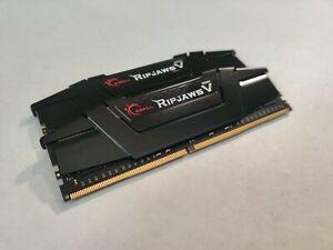 G.Skill RipJaws V Series 64GB (2 x 32GB) 288-Pin SDRAM DDR4 3600