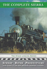 The Complete Sierra Railway Sunday River Productions DVD