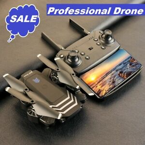 2021 New RC Drone LS11PRO WIFI FPV With 4K HD Camera + 3bettery + bag Foldable