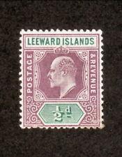 Leeward Islands--#20 MH--1902 King Edward VII