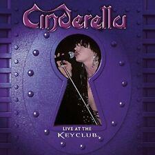 CINDERELLA Live at the Key Club '98 Purple Marble Vinyl LP #292/1000 New Sealed