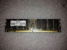 Memoria SDRAM DIMM Fujitsu PDC8UV6484A-103T-K 64 MB PC-100 100 MHz 168-Pin