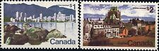 CANADA - 1972 - Paesaggi Canadesi