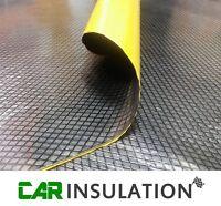 10x OEM Spec 200x500mm Car Sound Deadening & Cabin Noise Reduction Pads Bitumen