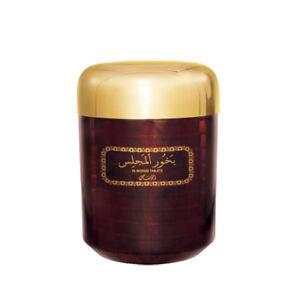 BAKHOOR AL MAJLIS  INCENSE 30 TABLETS Official Dist- RASASI Perfumes UK